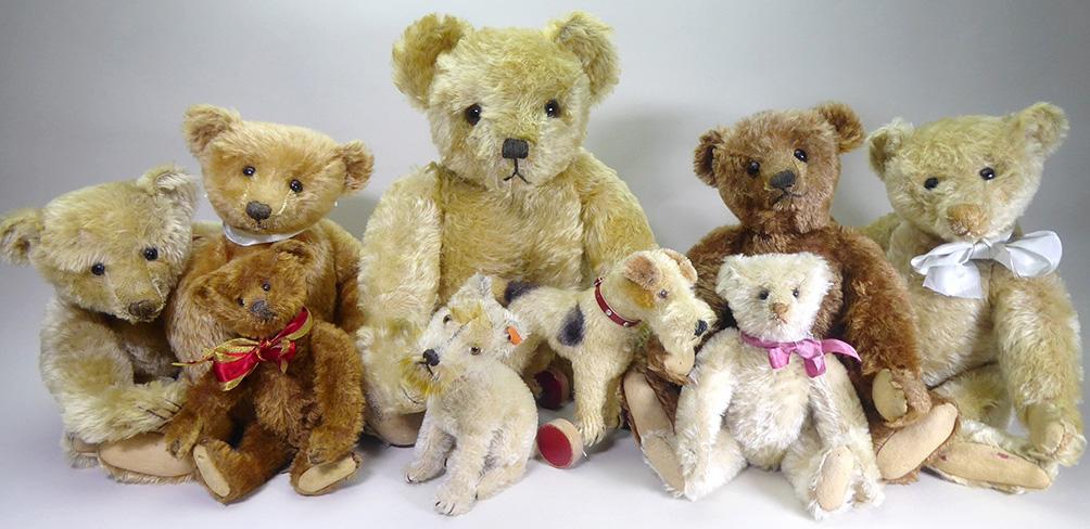 Collectable Teddy Bears